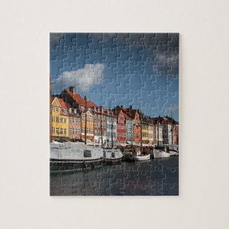 Nyhavn, Copenhague Puzzle