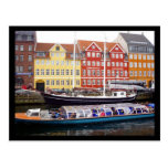 nyhavn ferry post cards