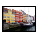 nyhavn sail postcard