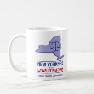 NYLR logo Mug