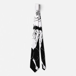 Nymph and Satyr 1898 Neck Tie