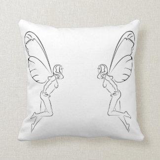 Nymph Pillows