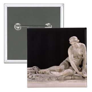 Nymph with a Shell 1683-85 Pinback Buttons