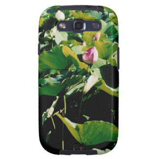 Nymphaea Flower Style Galaxy S3 Cover