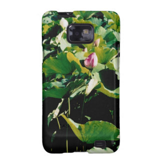 Nymphaea Flower Style Galaxy S2 Cover