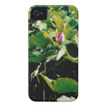 Nymphaea Flower Style Case-Mate iPhone 4 Case
