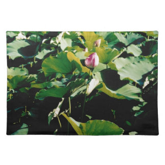 Nymphaea Flower Style Placemat