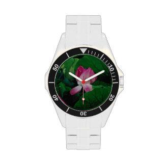Nymphaea Flower Style Watch