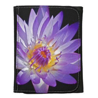 Nymphaea Glow Wallet