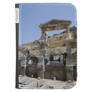 Nymphaeum Traiani estructura antigua de la fuente