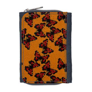 Nymphalis xanthomelas wallet