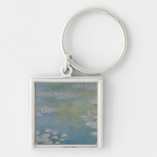 Nympheas at Giverny, 1908 Key Chain