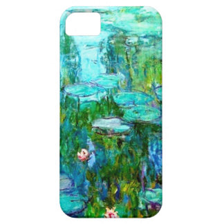 Nympheas by Claude Monet iPhone iPhone SE/5/5s Case
