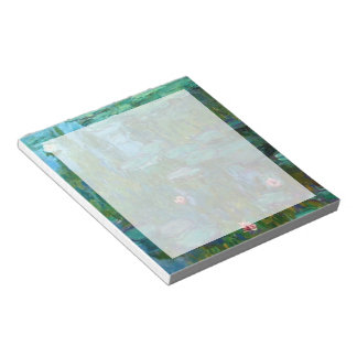 Nymphéas de Claude Monet Libretas Para Notas