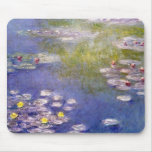 Nympheas en Giverny Mouse Pads