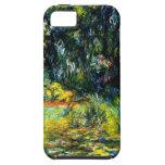 Nympheas (lirios de agua) por Claude Monet iPhone 5 Case-Mate Cobertura