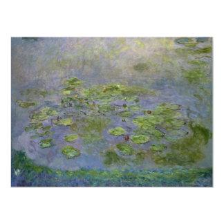 Nympheas (Waterlilies) por Claude Monet Comunicados Personalizados