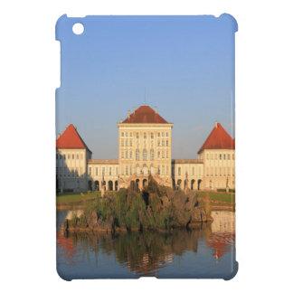 Nymphenburger Schloss en la puesta del sol