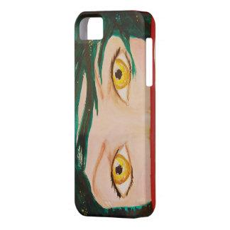 nymphet hull iPhone SE/5/5s case