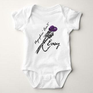 Nymphin' Ain't Easy Baby Shirt