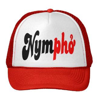 Nympho Trucker Hat