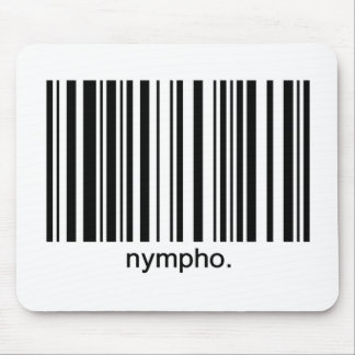 Nympho Mousepad