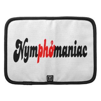Nymphomaniac Folio Planner