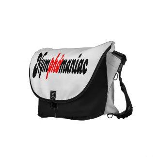 Nymphomaniac Messenger Bag