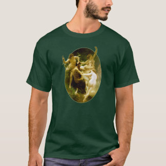 Nymphs and Satyr Tee