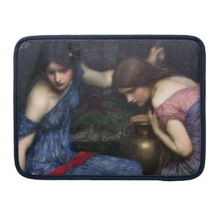 Nymphs Finding the Head of Orpheus MacBook Pro Sleeve