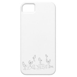 Nymphs in Fary World iPhone SE/5/5s Case