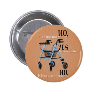 NYN 2 INCH ROUND BUTTON