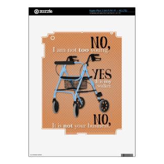 NYN DECAL FOR iPad 3