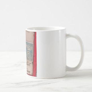 NYPD NYFD Call box Mug