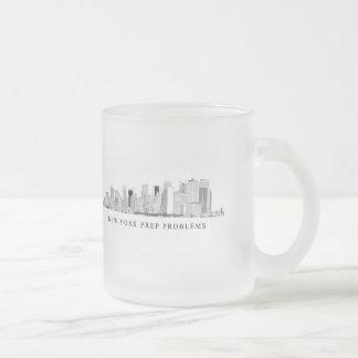 NYPP Frosted Mug