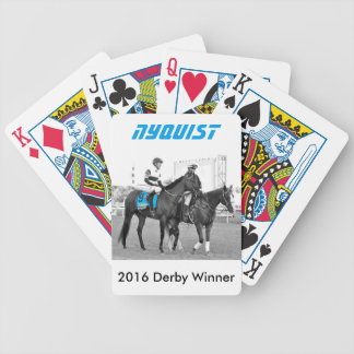 Nyquist Bicycle Playing Cards