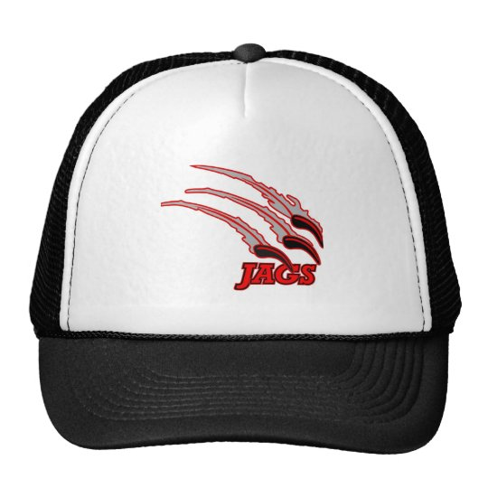 Nys Jaguars Under 8 Trucker Hat