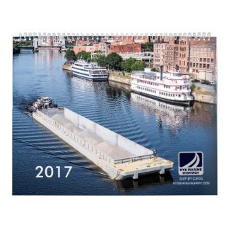 NYS Marine Highway Transporation Co 2017 Calendar