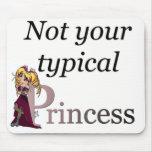 NYT-Princess mousepad
