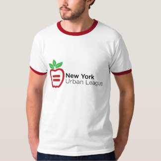 NYUL Logo Men Ringer T-Shirt