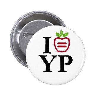 NYULYP Logo Button