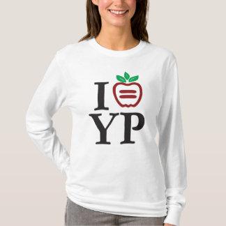 NYULYP Logo Ladies Long Sleeve T-Shirt