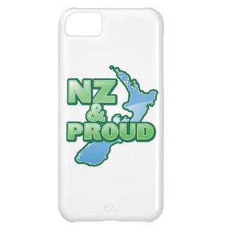 NZ and PROUD KIWI New Zealand iPhone 5C Case