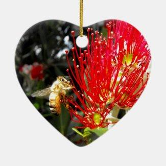 NZ Christmas Tree Christmas Tree Ornament