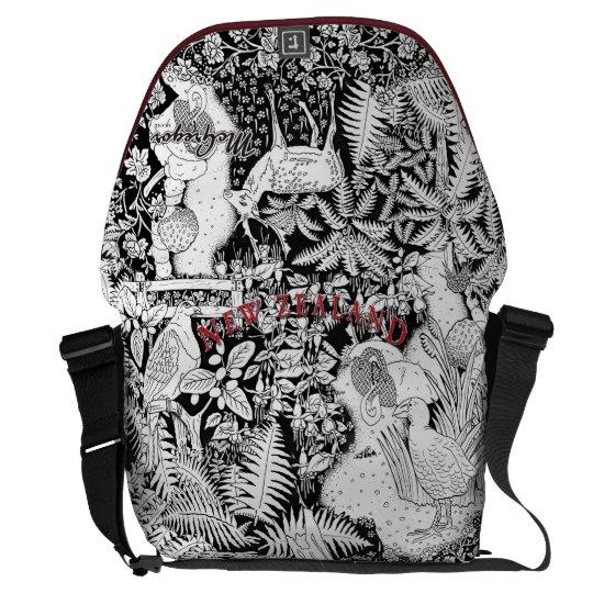 NZ Flora & Fauna Bag