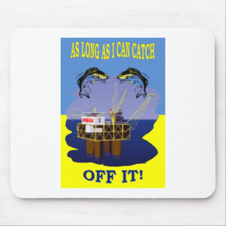 NZ GAS AND OIL EXPLORATION MOUSEMATS
