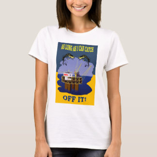 NZ GAS AND OIL EXPLORATION T-Shirt