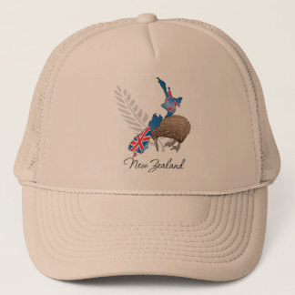 NZ Icons Hat