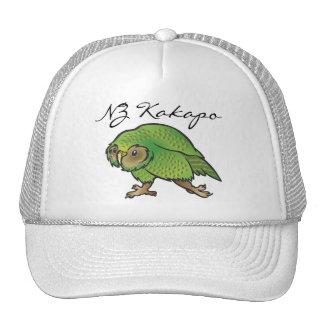 NZ Kakapo Cap