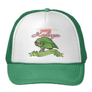 NZ Kakapo Hat